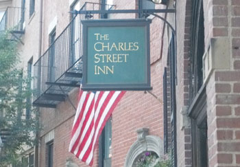 Zoning and Licensing Not to Oppose Plan for Charles St. Inn Site Having Rental Units