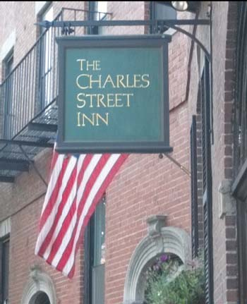 The Charles Street Inn at 94 Charles St.