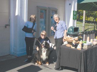 Barks and Bagels on the Common