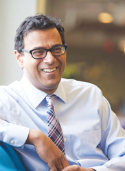 Dr.Atul Gawande Headlines Beacon Hill Village's 15th Year Celebration